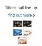 Titleist Ball Line Up